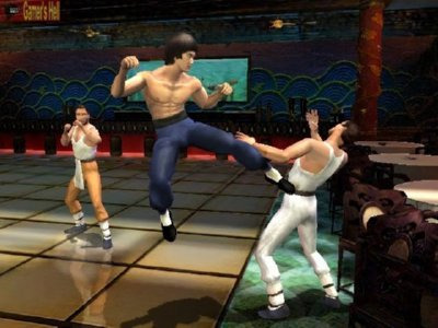 Bruce Lee Call of the Dragon Screenshot Photos 1