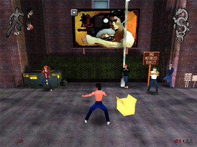 Bruce Lee Call of the Dragon Screenshot Photos 2