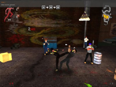 Bruce Lee Call of the Dragon Screenshot Photos 3