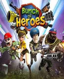 Bunch of Heroes cover new
