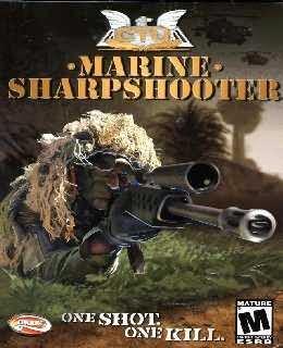 CTU: Marine Sharpshooter cover new