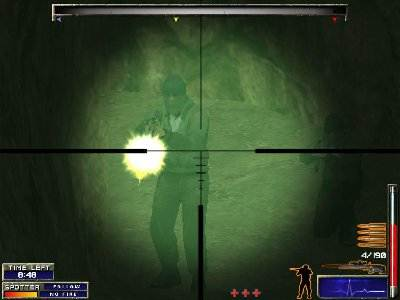 CTU: Marine Sharpshooter Screenshot Photos 2