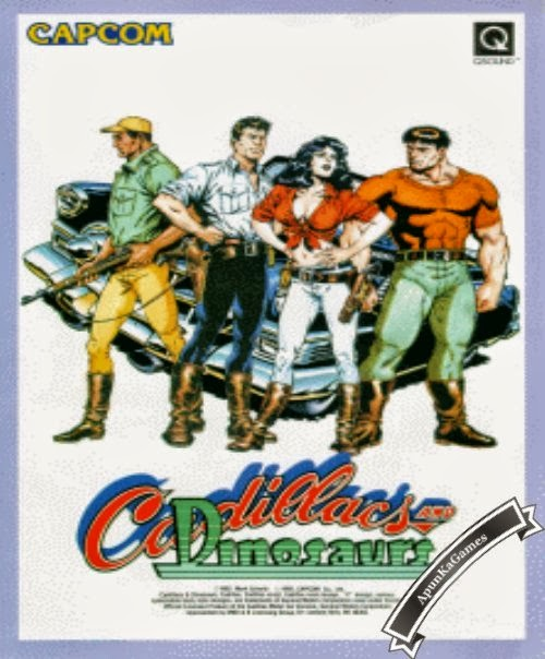Cadillacs and Dinosaurs / cover new