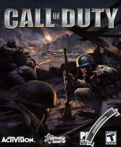 Call of Duty 1 / cover new