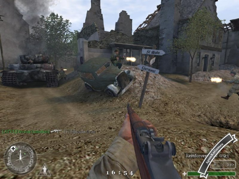 call of duty 1 free download torrent