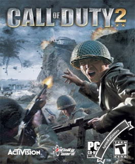 Call of Duty 2 / cover new