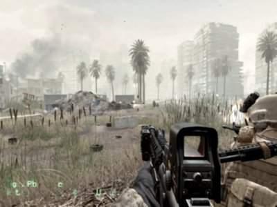 Call of Duty 4 - Modern Warfare Screenshot photos 2
