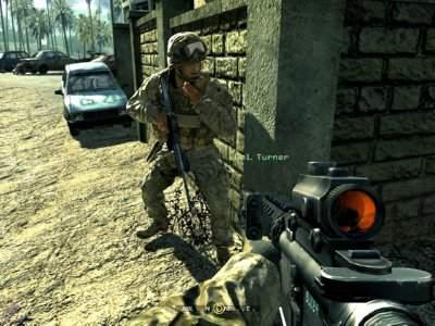 Call of Duty 4 - Modern Warfare Screenshot photos 3
