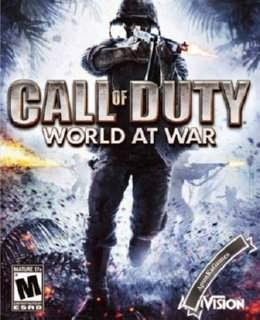 Call of Duty World at War / cover new