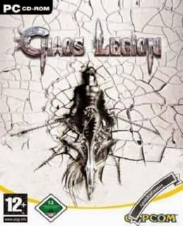 Chaos Legion / cover new
