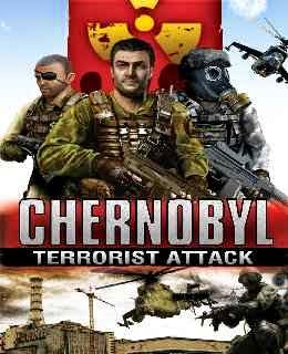 Chernobyl Terrorist Attack cover new