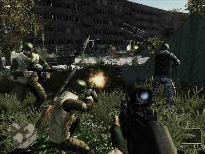 Chernobyl Terrorist Attack Screenshot Photos 2