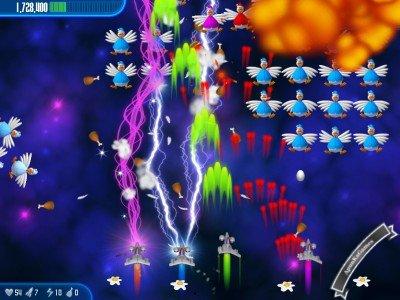 Chicken Invaders 1 Screenshot photos 3