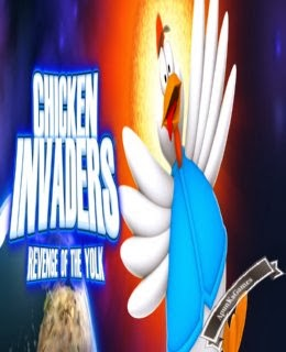 Chicken Invaders 3 / cover new