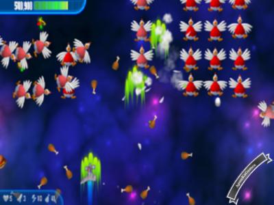 Chicken Invaders 3 Screenshot photos 1