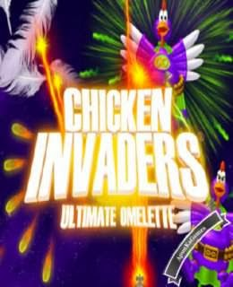 Chicken Invaders 4 / cover new