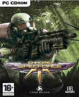 Chrome: SpecForce cover new