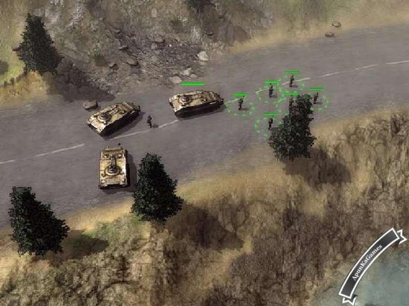 Chronostorm: Siberian Strike Screenshot Photos 1