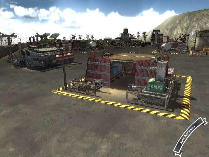 Chronostorm: Siberian Strike Screenshot Photos 2