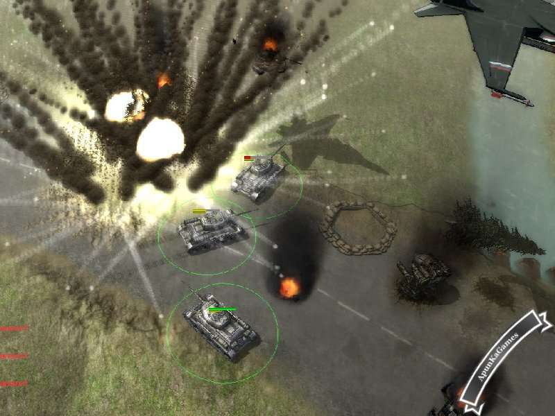 Chronostorm: Siberian Strike Screenshot Photos 3