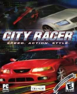 City Racer / cover new