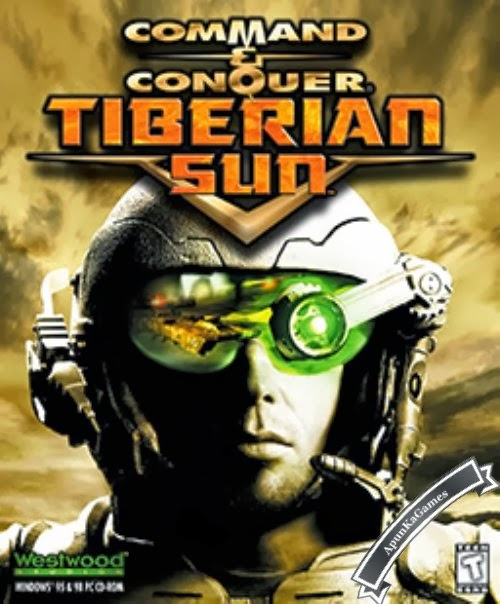 Command and Conquer Tiberian Sun / cover new