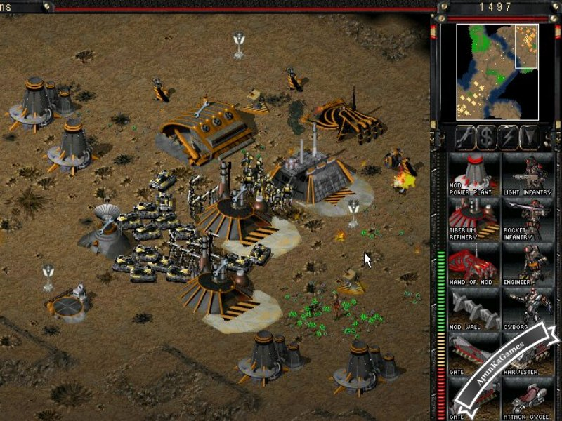 Command and Conquer Tiberian Sun Screenshot photos 1