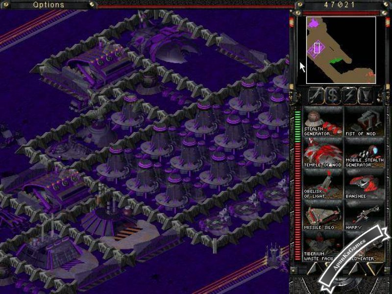 Command and Conquer Tiberian Sun Screenshot photos 2