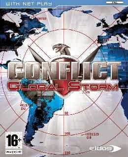 Conflict Desert Storm 1 cover new