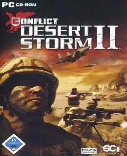 Conflict Desert Storm 2 cover new