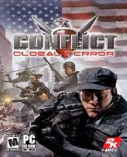 Conflict: Global Terror cover new
