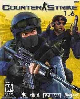 Counter Strike 1.6 (CS 1.6) cover new