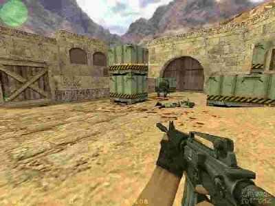 Counter Strike 1.6 (CS 1.6) Screenshot Photos 1