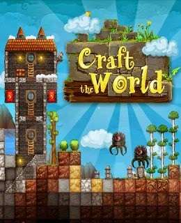 Craft The World / cover new