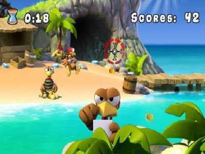 Crazy Chicken: Pirates Screenshot Photos 3