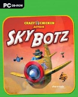 Crazy Chicken Sky Botz cover new
