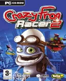 Crazy Frog Racer 2 cover new
