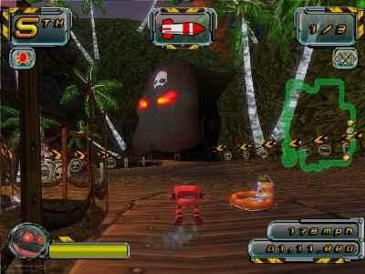 Crazy Frog Racer 2 Screenshot Photos 1