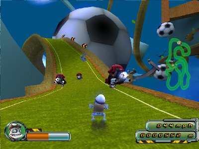 Crazy Frog Racer 2 Screenshot Photos 3