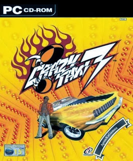 Crazy Taxi 3 / cover new