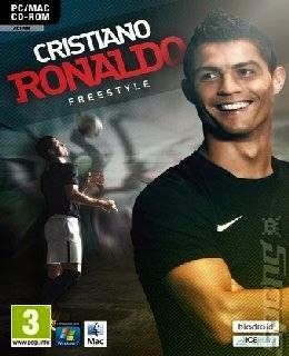 Cristiano Ronaldo Freestyle cover new