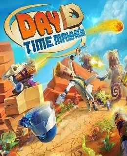 Day D: Time Mayhem cover new