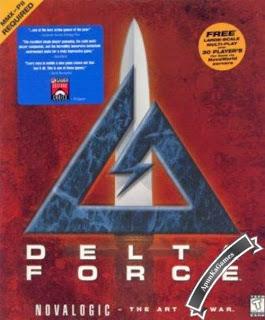 Delta Force 1 / tutup baru