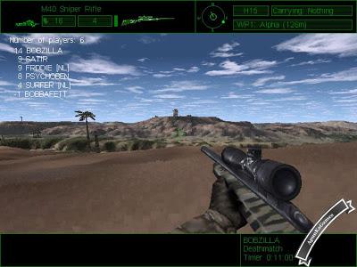 Delta Force 1 Screenshot photos 1