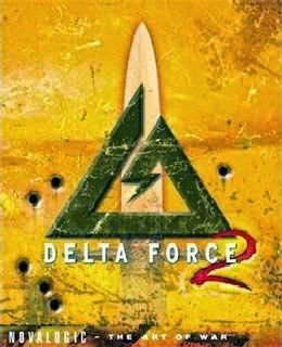 Delta Force 2 / cover new