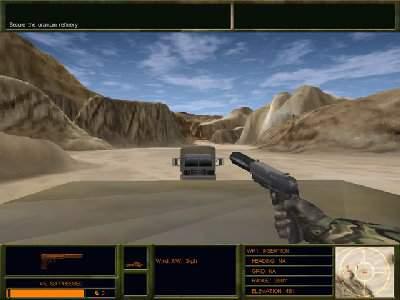 Delta Force 2 Screenshot photos 1