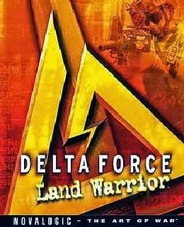 Delta Force 3 Land Warrior / cover new