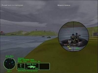 Delta Force 3 Land Warrior Screenshot photos 2