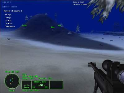 Delta Force 3 Land Warrior Screenshot photos 3