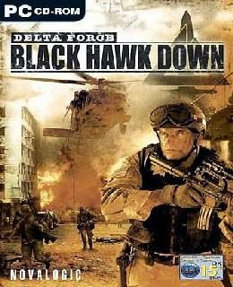 Delta Force 4 Black Hawk Down / cover new